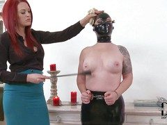 Promoter Deelight is a imperceivable slave girl that gets will not hear of