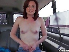 Pornsharing.com nude videoclip : Emma Evins is a shy looking girl next door. This